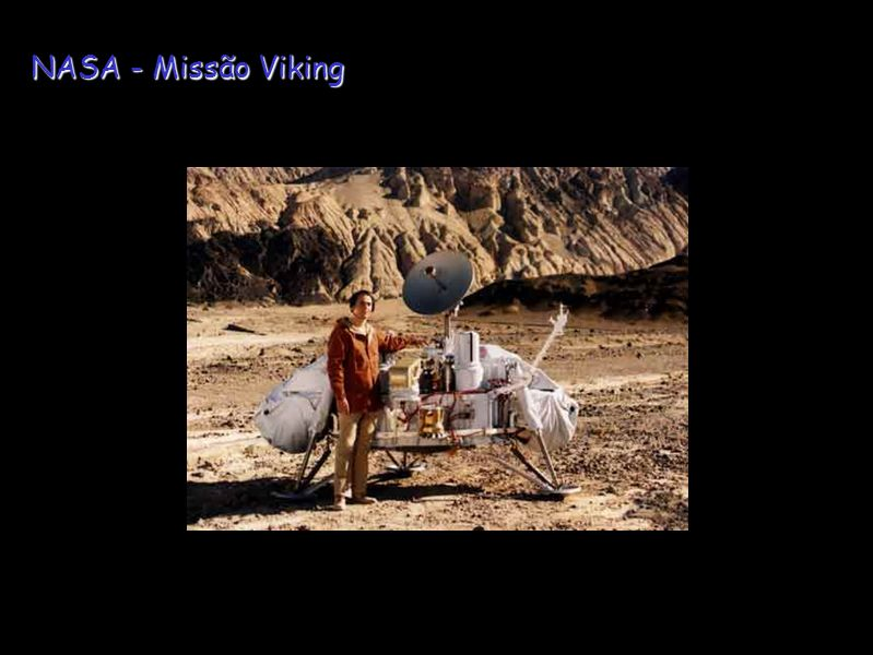 NASA - Missão Viking