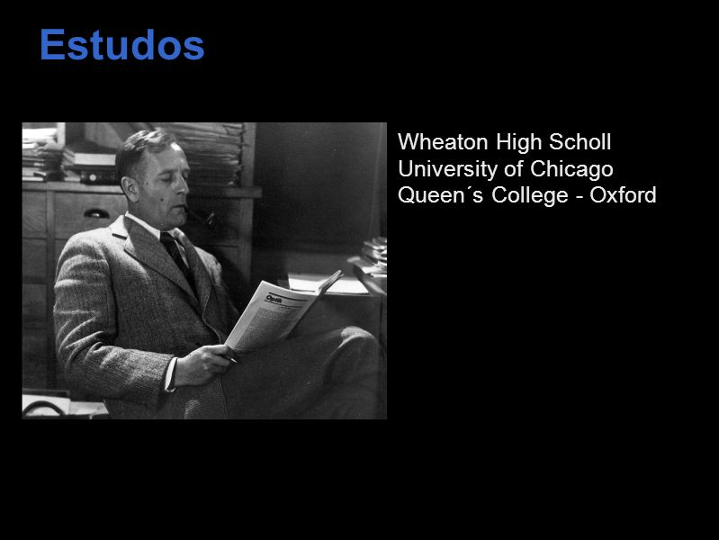 Estudos Wheaton High Scholl University of Chicago