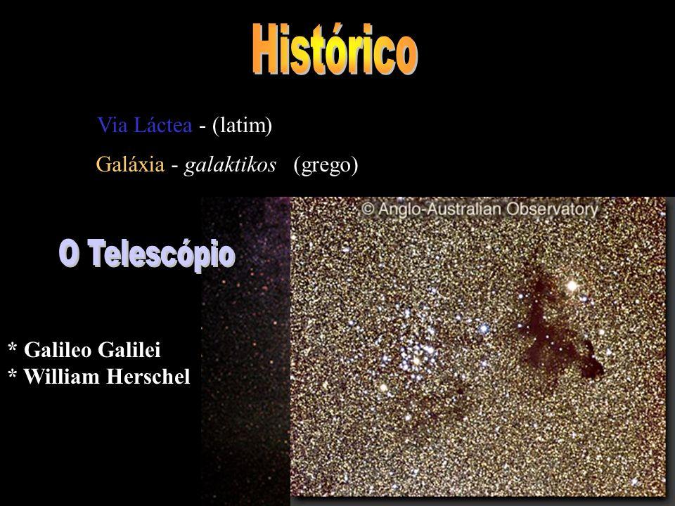 Histórico O Telescópio Via Láctea - (latim)