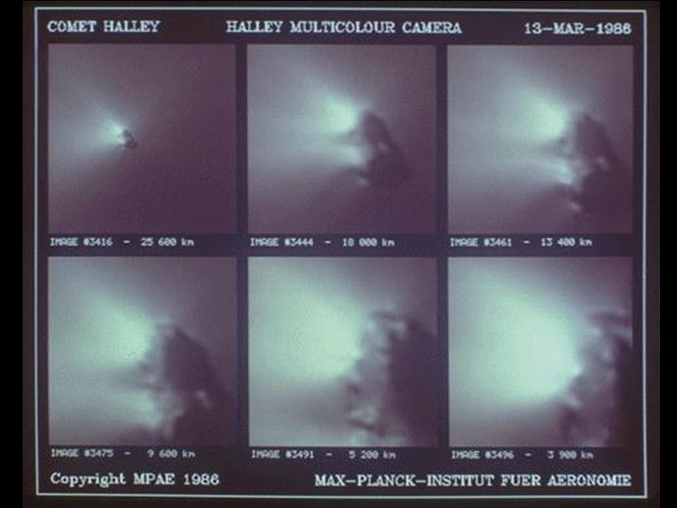 Halley - 1986
