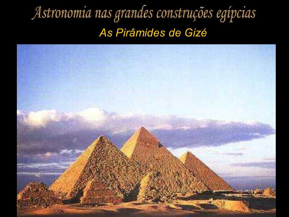Astronomia nas grandes construções egípcias