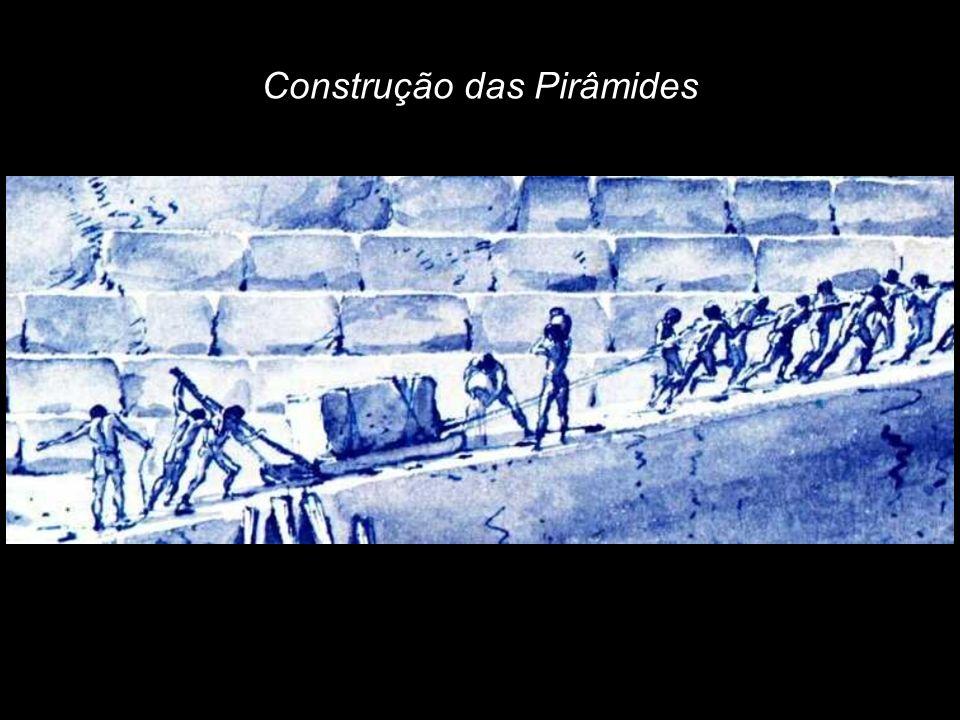 Construção das Pirâmides