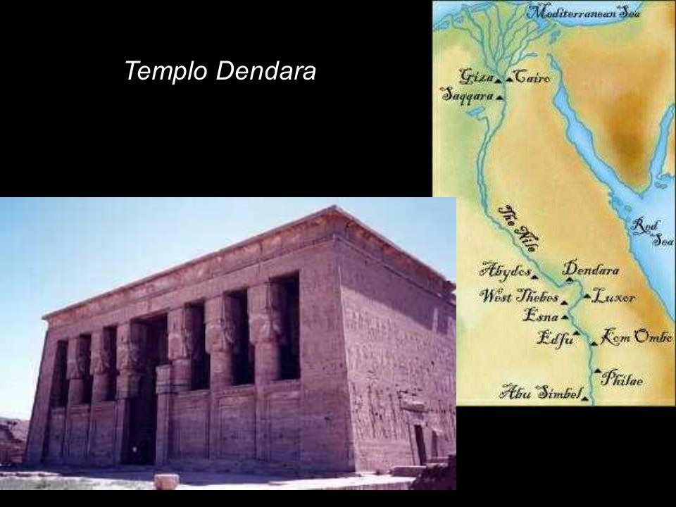 Templo Dendara