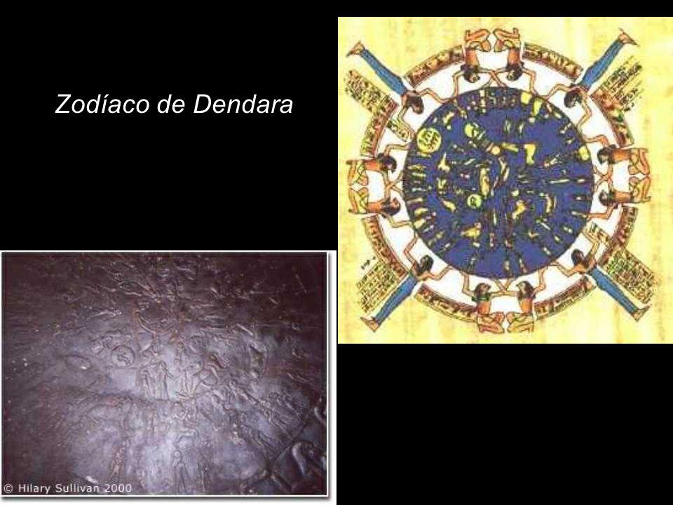 Zodíaco de Dendara