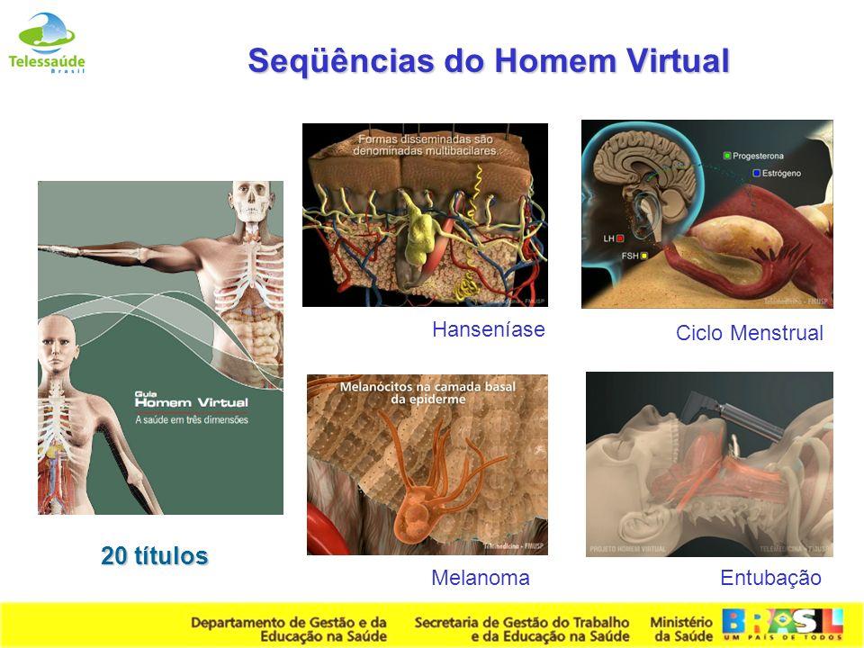 Seqüências do Homem Virtual