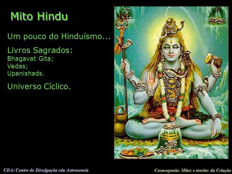 Mito Hindu Um pouco do Hinduísmo...