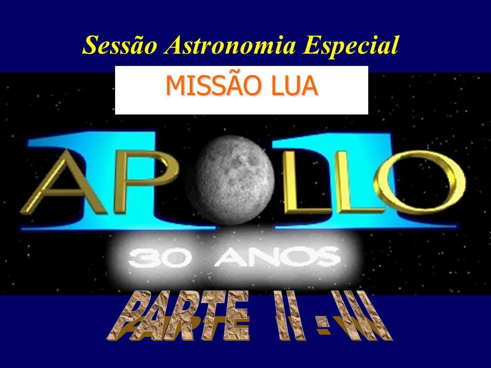 Sessão Astronomia Especial