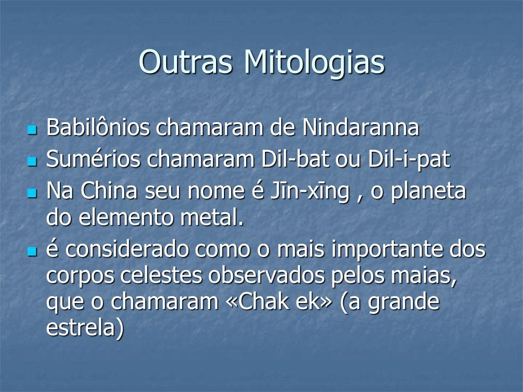 Outras Mitologias Babilônios chamaram de Nindaranna