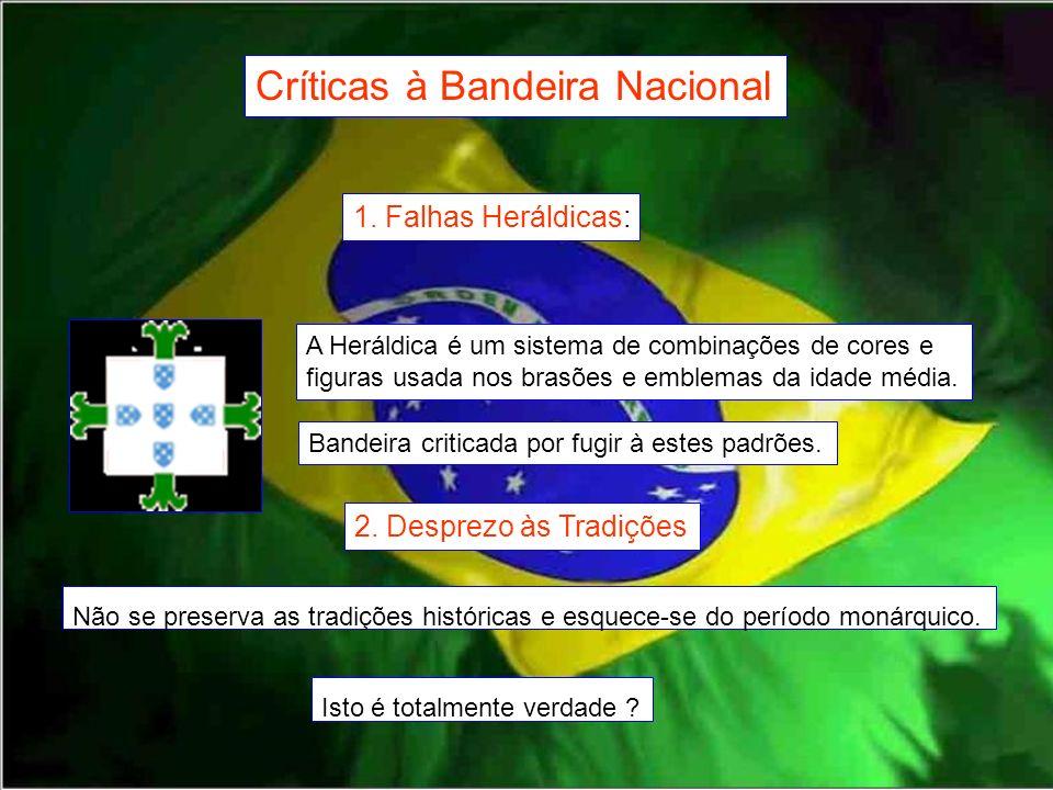 Críticas à Bandeira Nacional