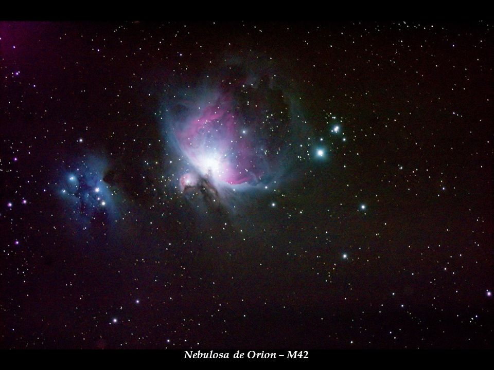http://victoria.rasc.ca/gallery/John/1997-2006.htm Nebulosa de Orion – M42 16
