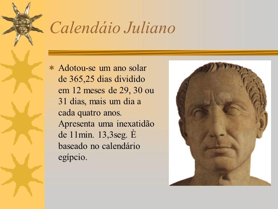 Calendáio Juliano