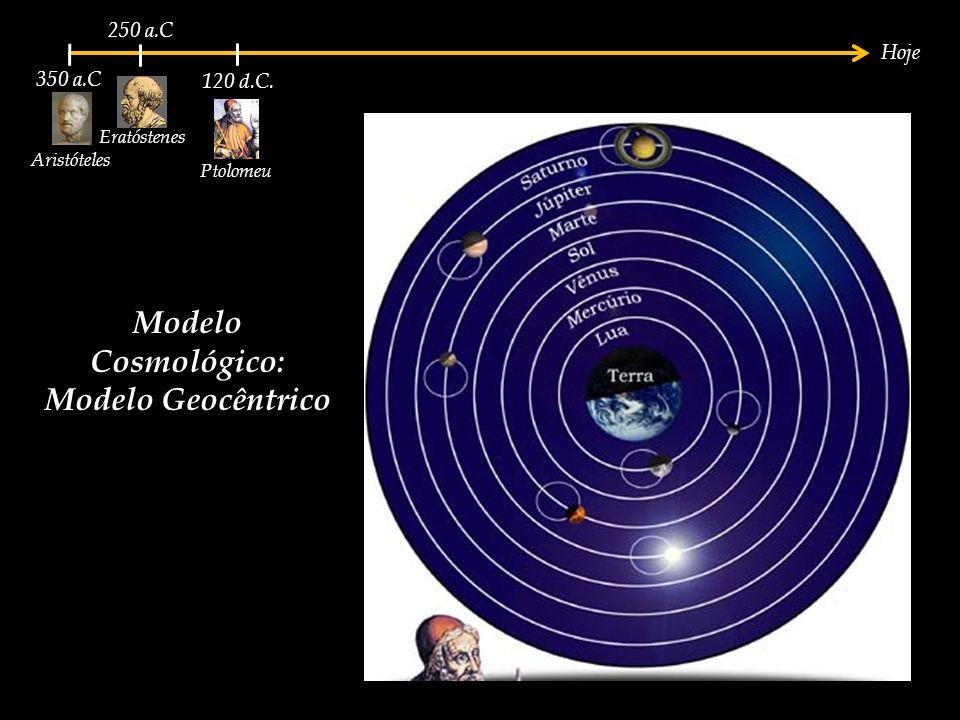 Modelo Cosmológico: Modelo Geocêntrico