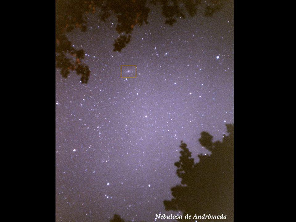 Nebulosa de Andrômeda