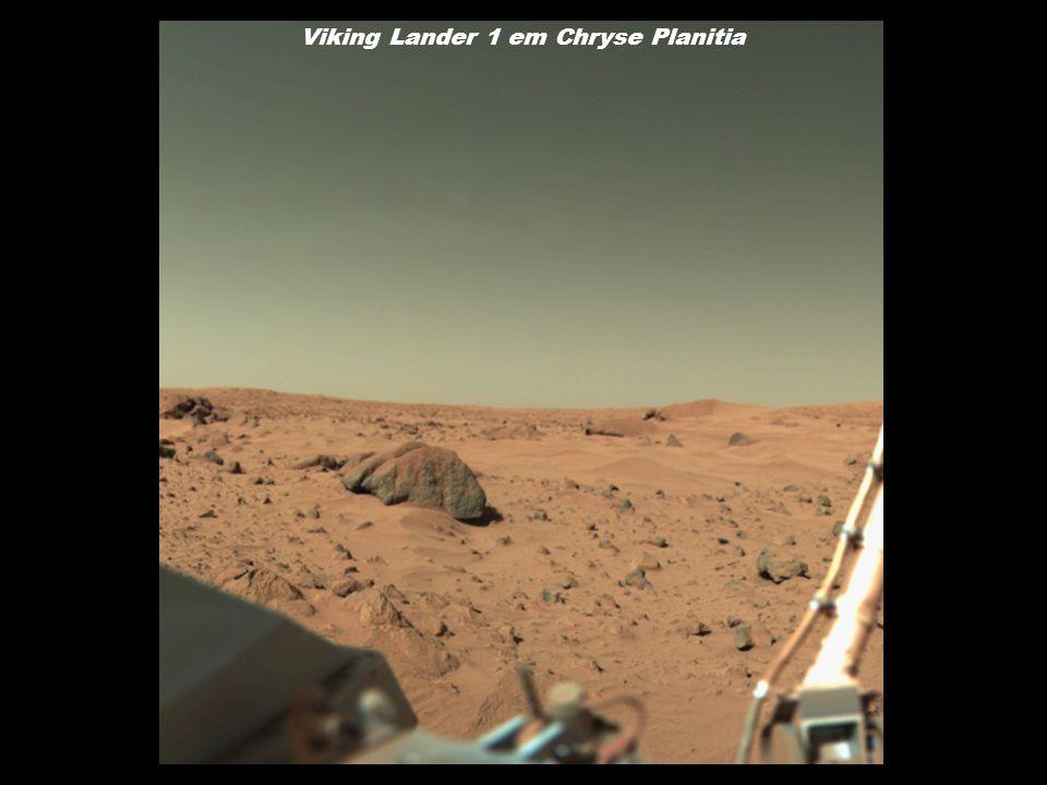 Viking Lander 1 em Chryse Planitia