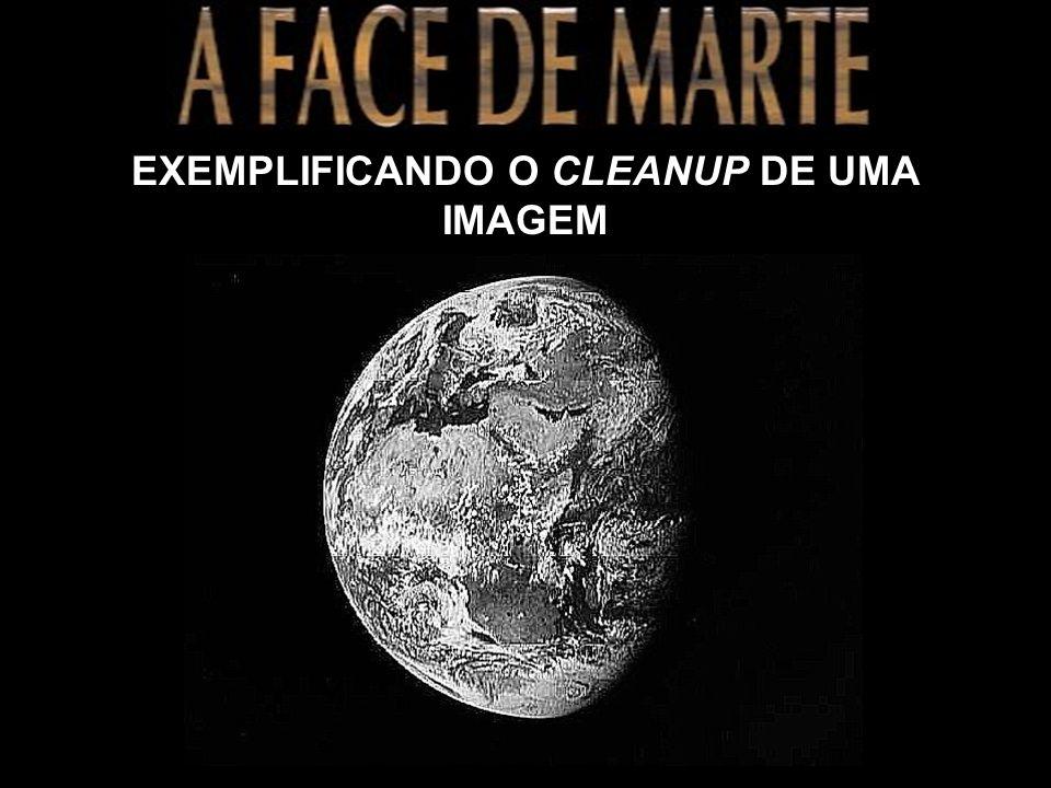 EXEMPLIFICANDO O CLEANUP DE UMA IMAGEM
