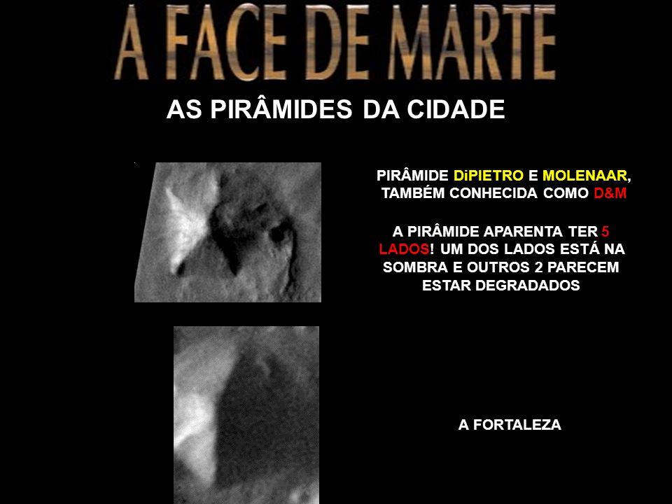 PIRÂMIDE DiPIETRO E MOLENAAR, TAMBÉM CONHECIDA COMO D&M