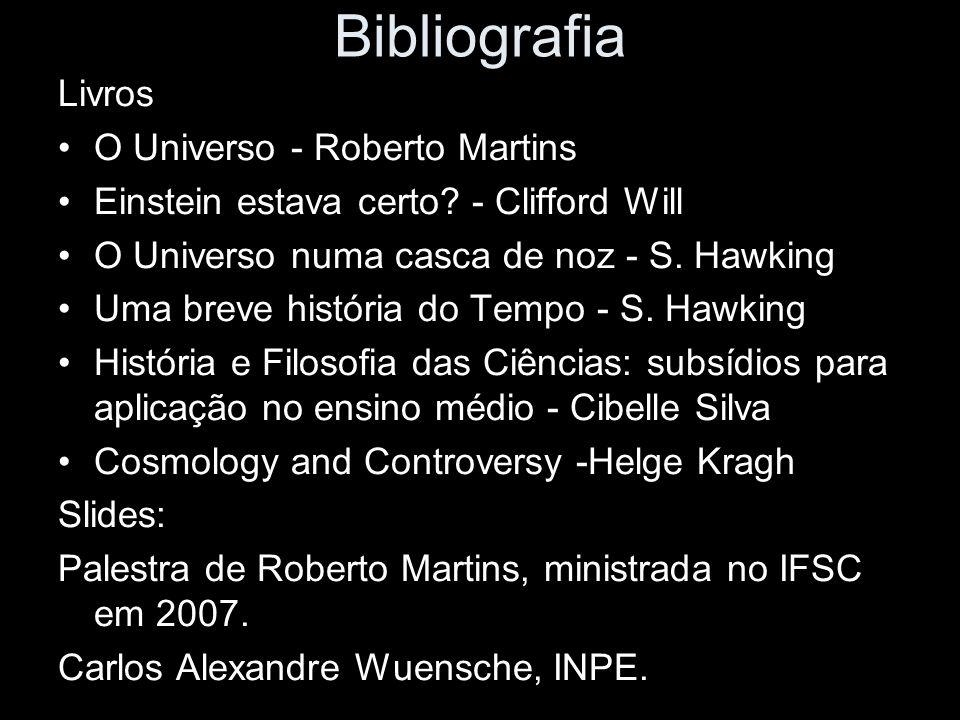 Bibliografia Livros O Universo - Roberto Martins