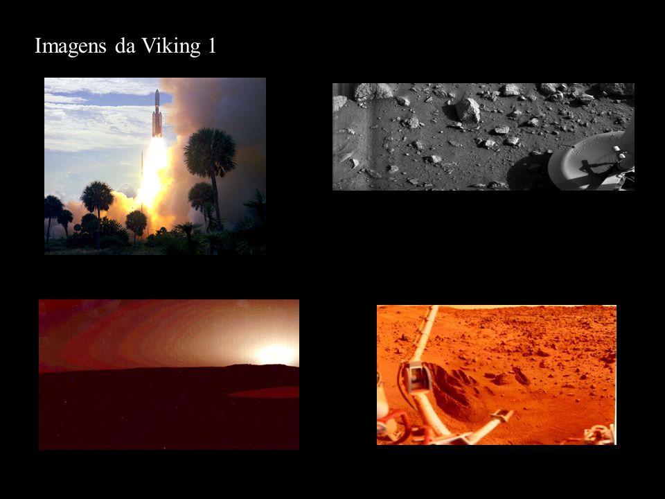Imagens da Viking 1