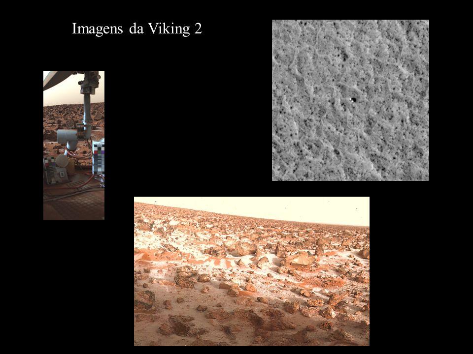 Imagens da Viking 2
