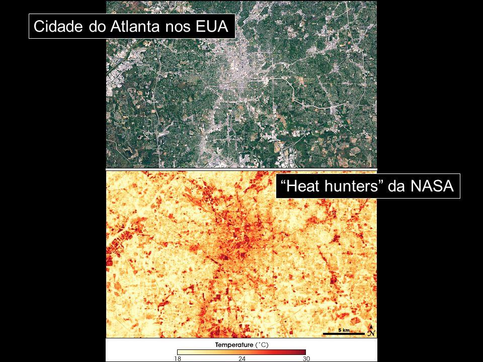 Cidade do Atlanta nos EUA