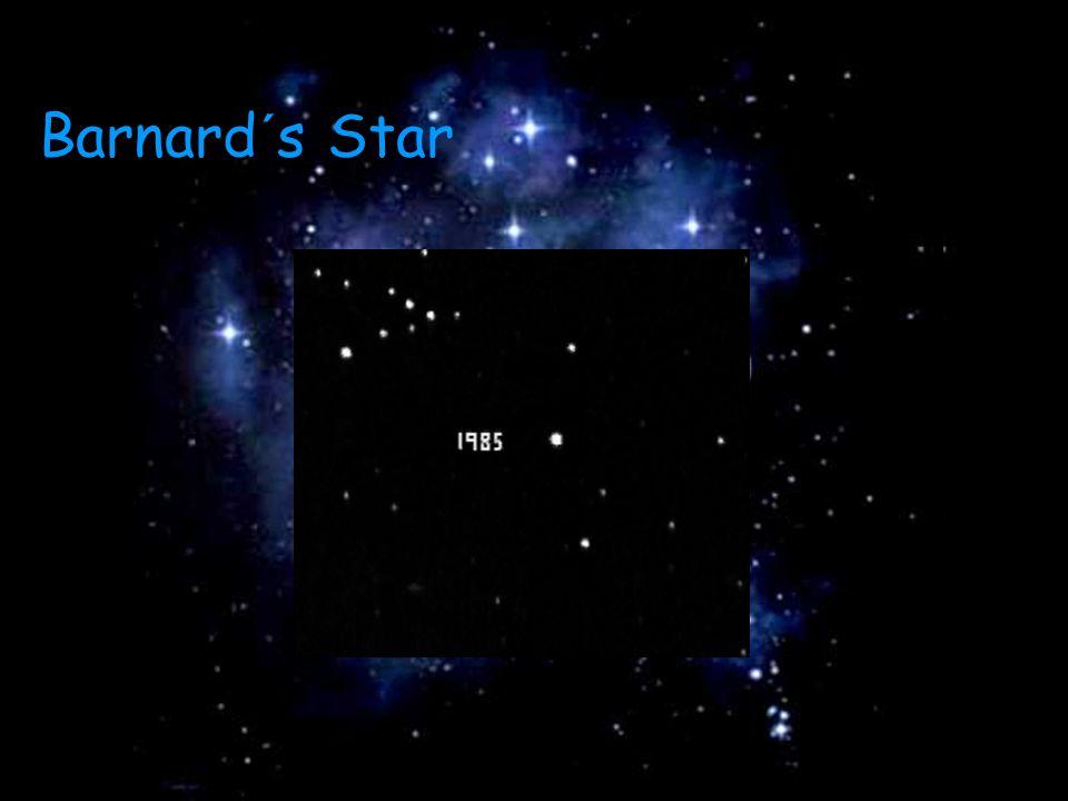 Barnard´s Star