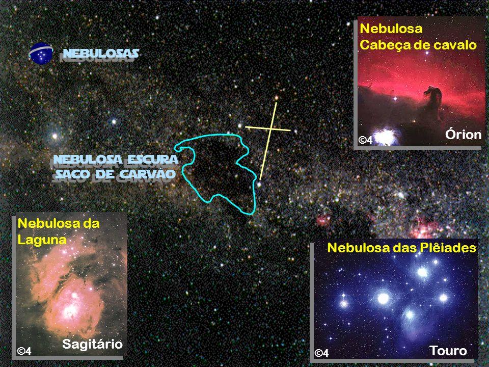Nebulosa escura saco de carvão