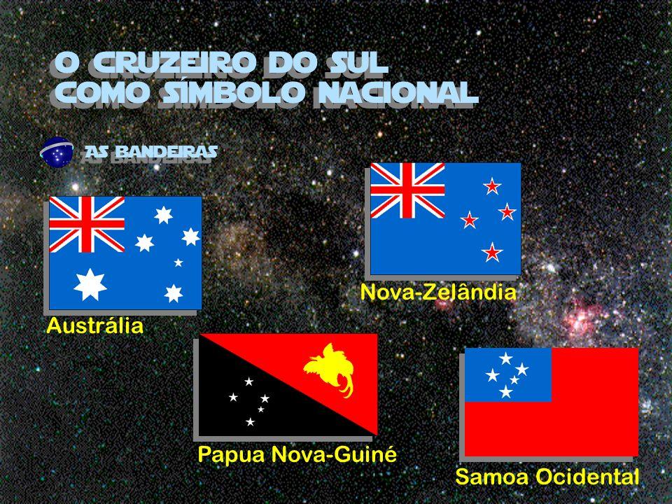 o cruzeiro do sul como símbolo nacional