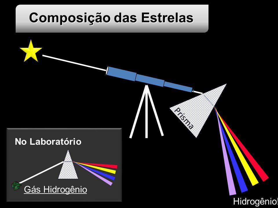 Composição das Estrelas