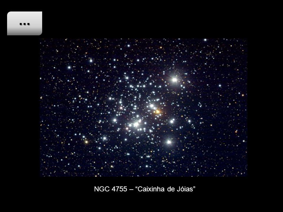 NGC 4755 – Caixinha de Jóias