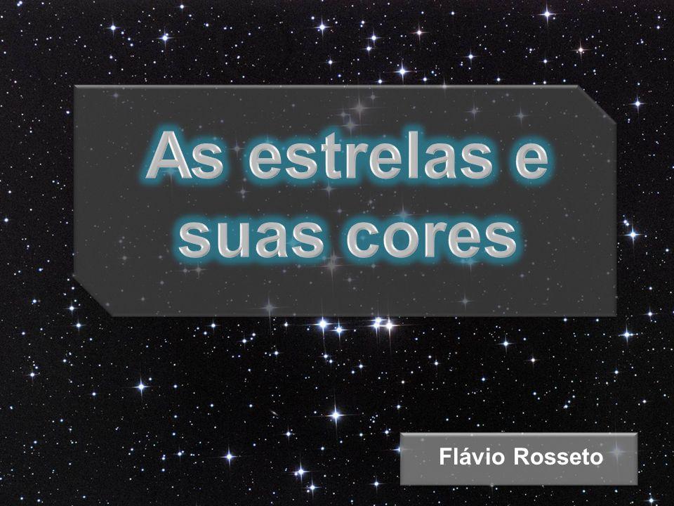 As estrelas e suas cores