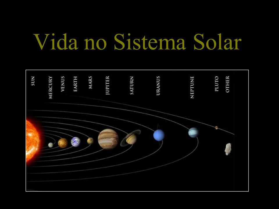 Vida no Sistema Solar