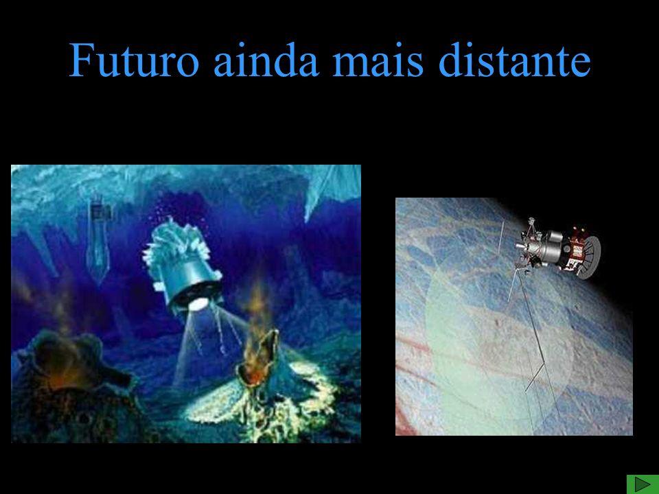 Futuro ainda mais distante