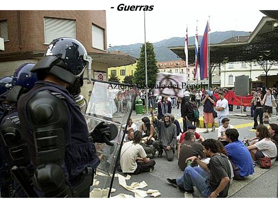 - Guerras Azione Globale dei Popoli