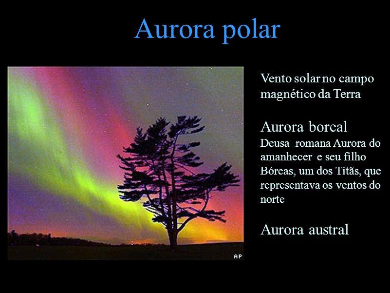 Aurora polar Aurora boreal Aurora austral