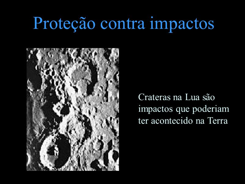 Proteção contra impactos