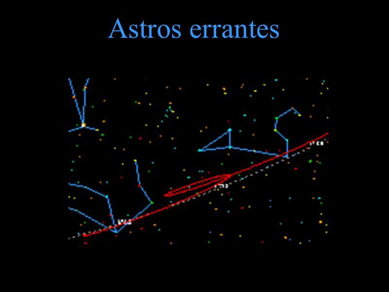 Astros errantes