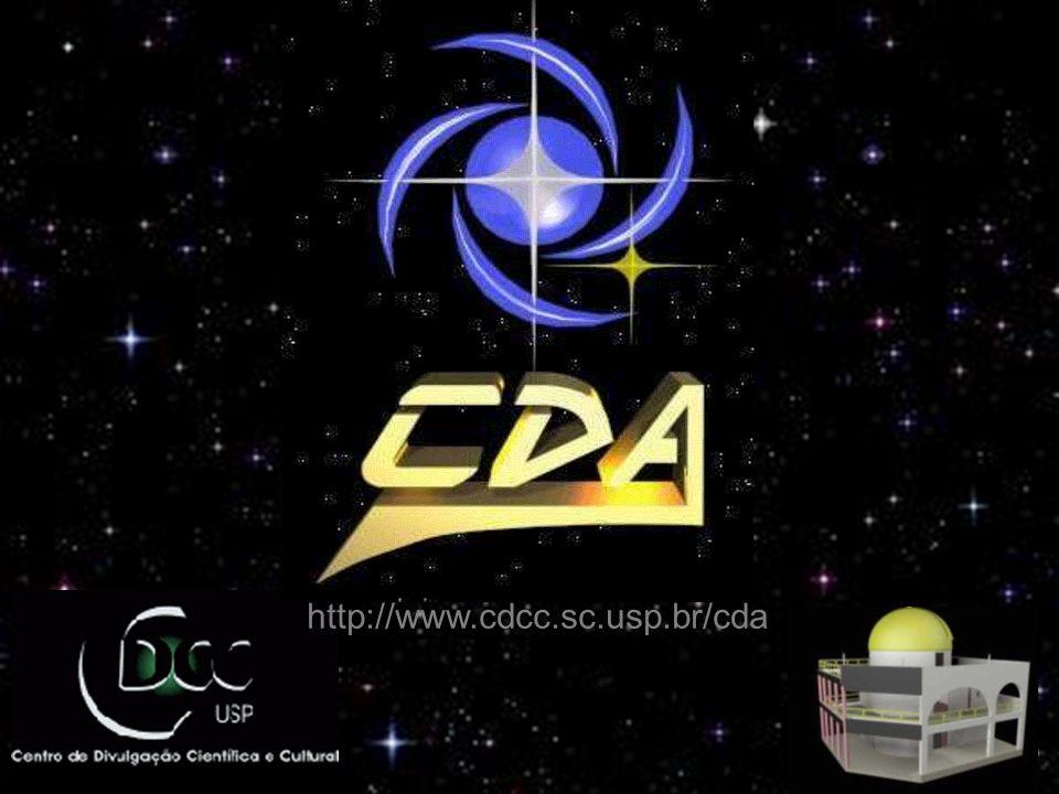 http://www.cdcc.sc.usp.br/cda Apresentar o CDA