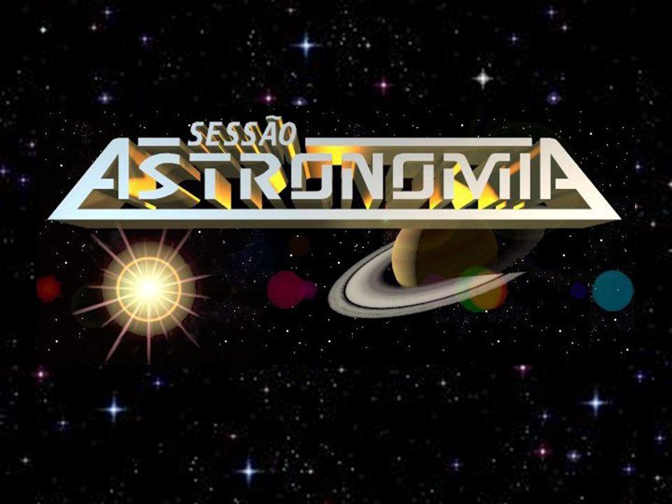 Todo sábado, às 21 horas ocorre uma sessão astronomia.