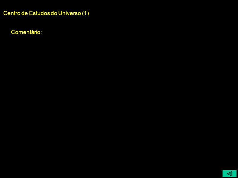 Centro de Estudos do Universo (1)