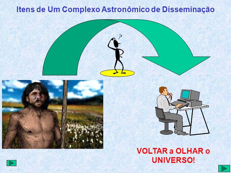 Itens de Um Complexo Astronômico de Disseminação
