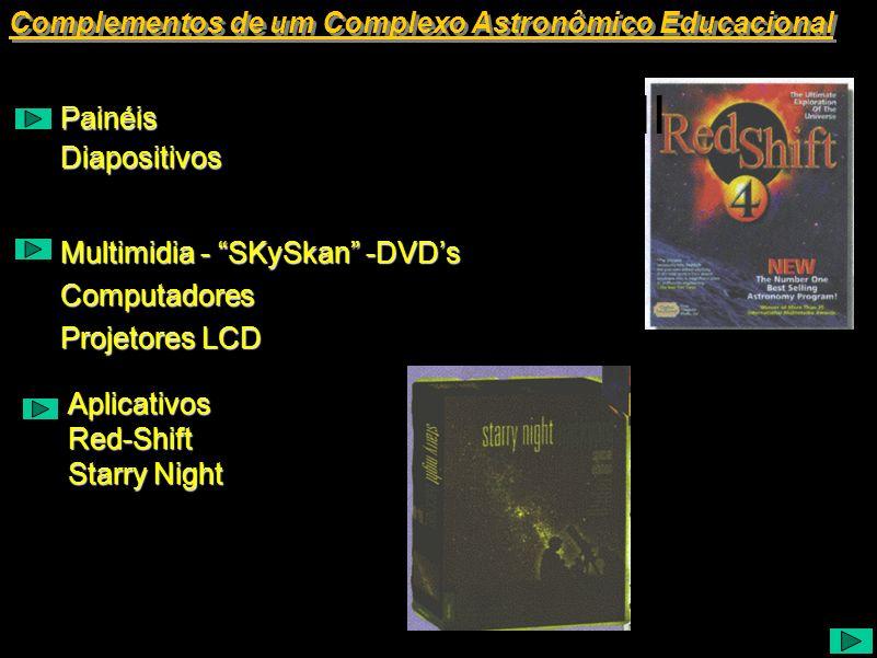 Complementos - III Complementos de um Complexo Astronômico Educacional