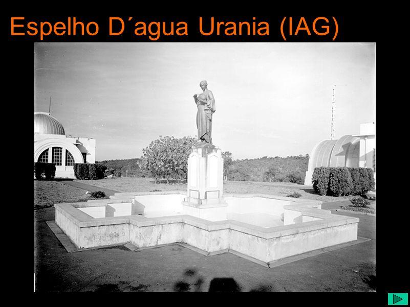 Espelho D´agua Urania (IAG)
