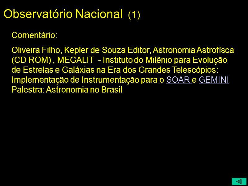 Observatório Nacional (1)