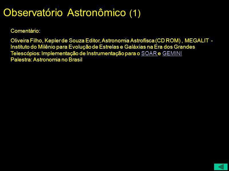 Observatório Astronômico (1)