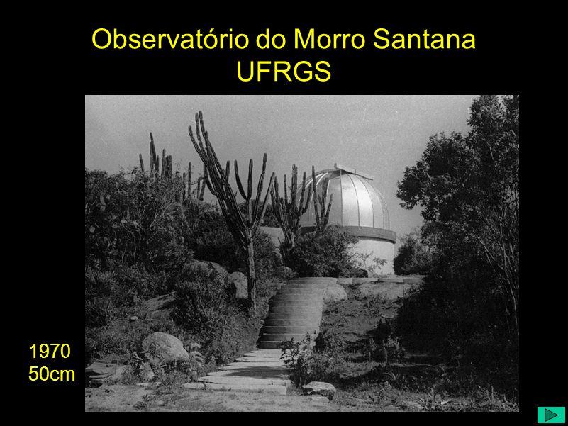 Observatório do Morro Santana UFRGS