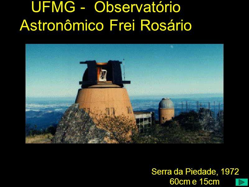UFMG - Observatório Astronômico Frei Rosário