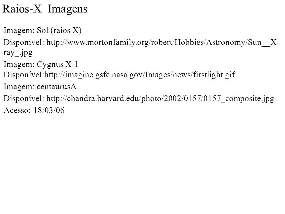 Raios-X Imagens Imagem: Sol (raios X)