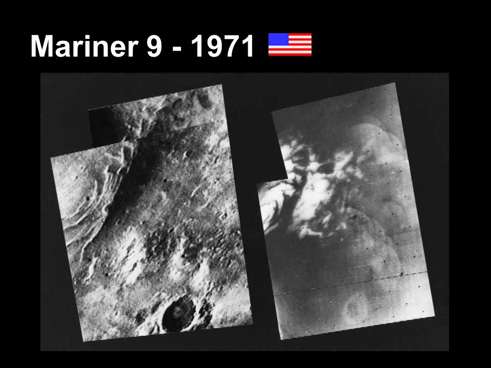 Mariner 9 - 1971
