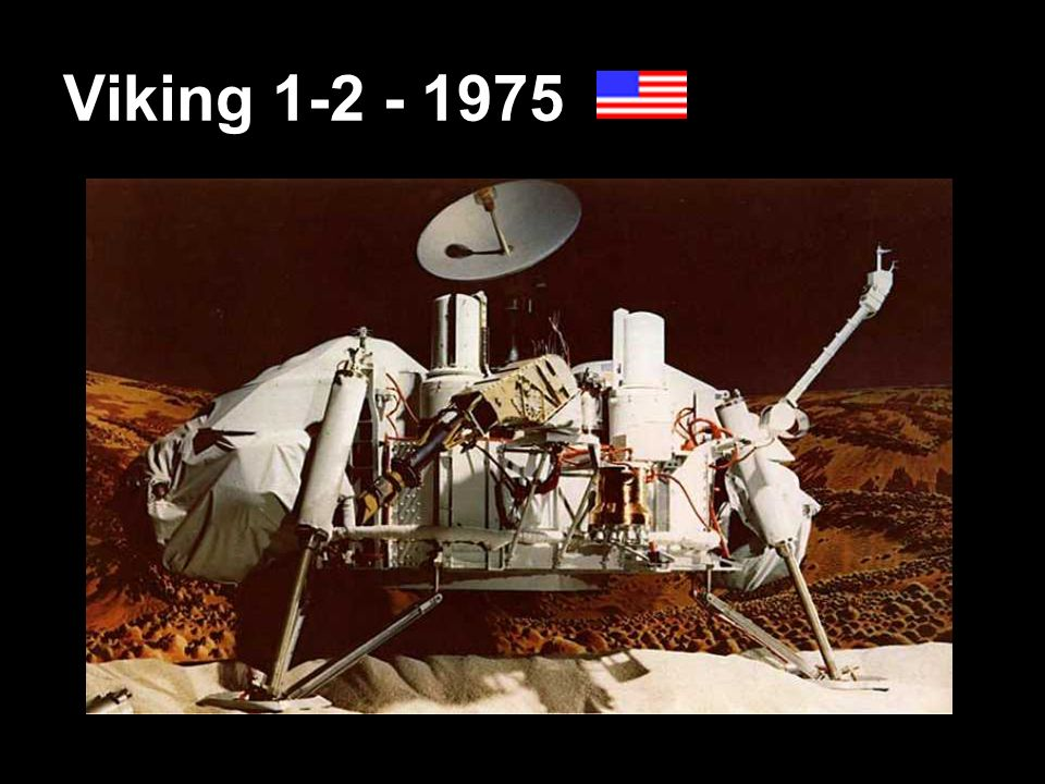 Viking 1-2 - 1975