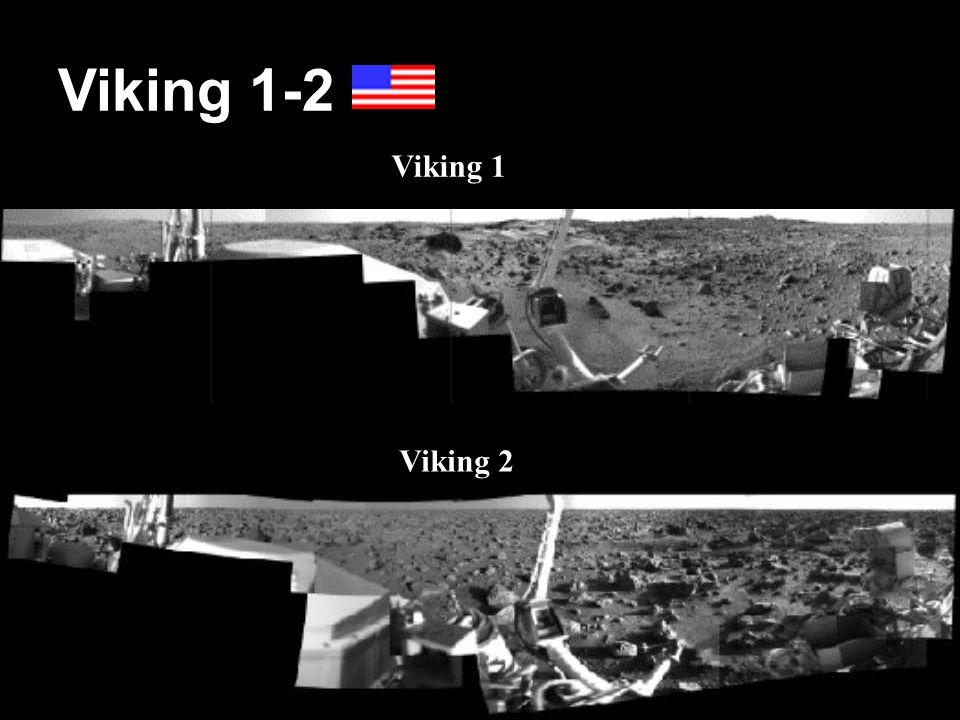 Viking 1-2 Viking 1 Viking 2